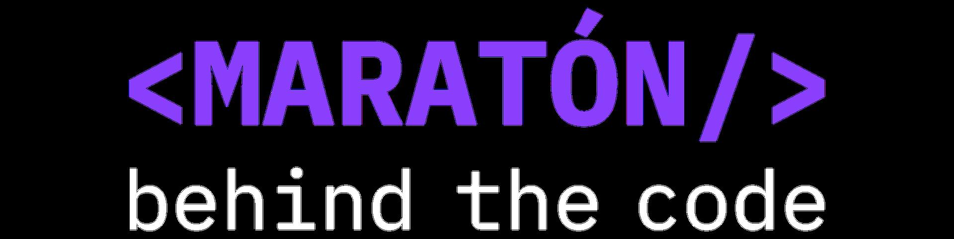 Maratón Behind the Code